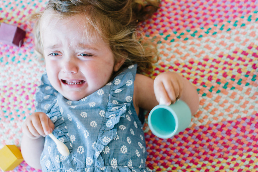 How to stop intense tantrums on the spot