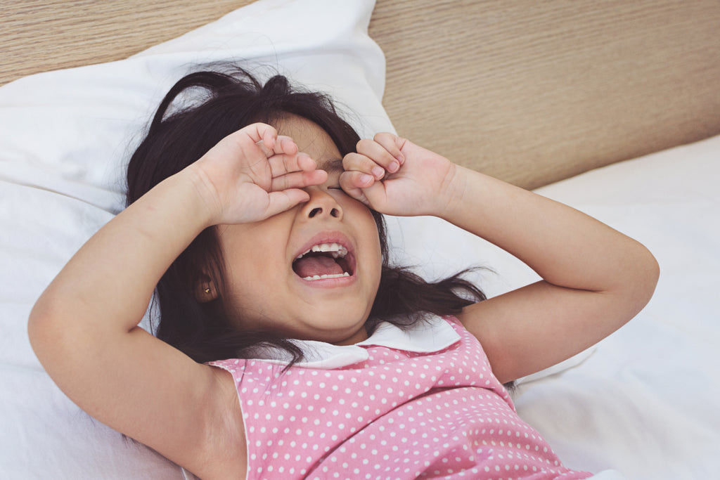 Tantrums at bedtime and how to avoid them