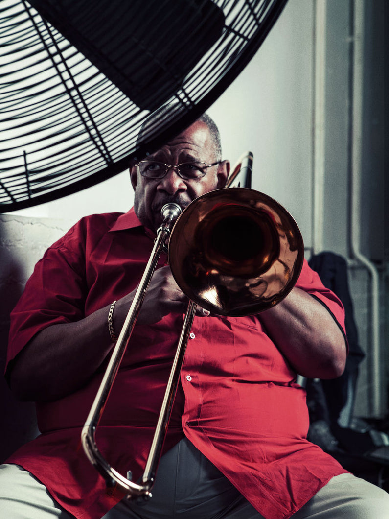 Fred Wesley, London 2015