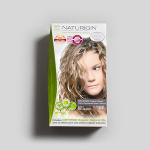 NATURIGIN natural hair dye – Light Ash Blonde 8.1