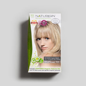NATURIGIN natural hair dye – Very Light Natural Blonde 9.0