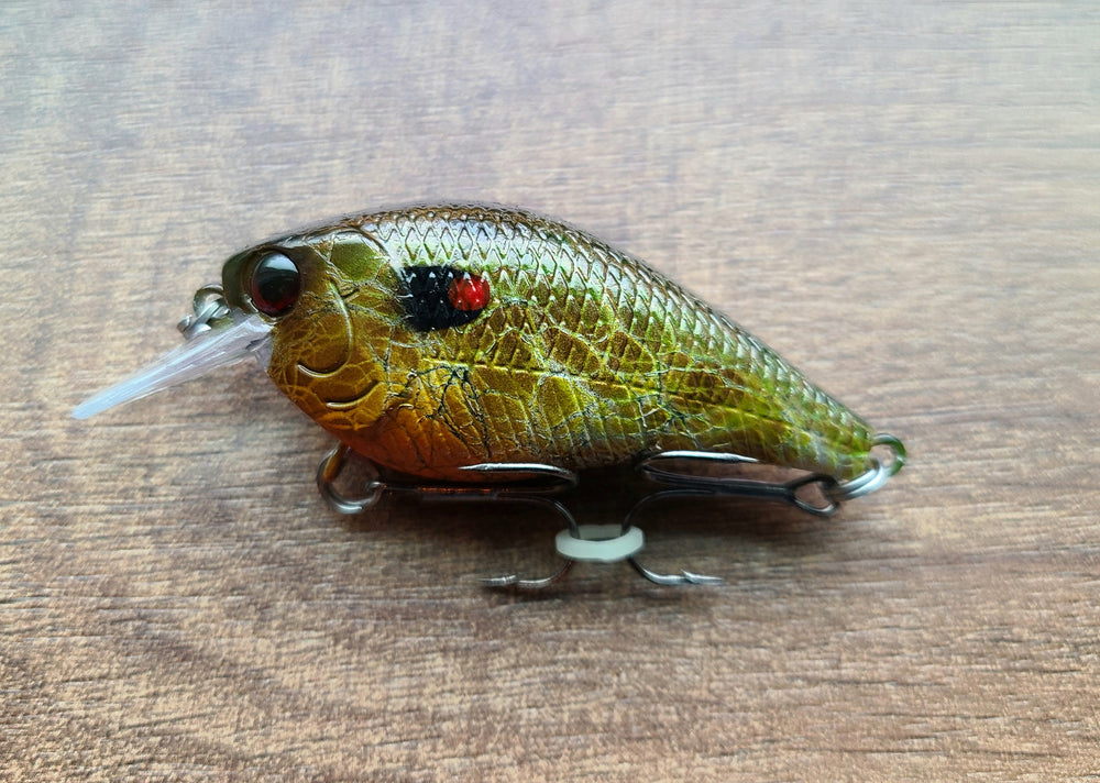 Load image into Gallery viewer, Carolina Bass Co. Bluegill Crankbait