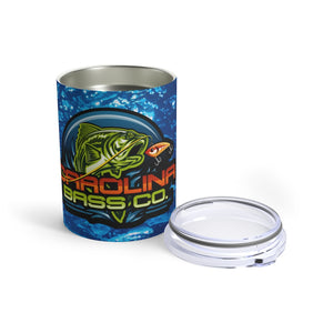 Carolina Bass Co. Tumbler 10oz
