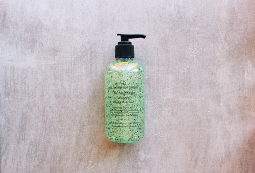The Mountain Waters Hand & Body Wash - Ole Tradition Soap Co.