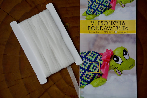 Vliesofix Bondaweb Glue Backed Tape T6