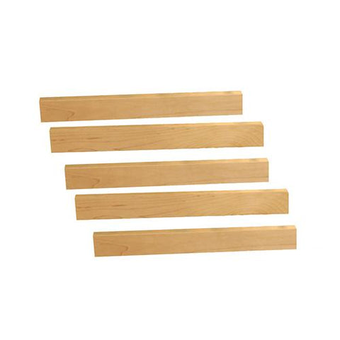 Perlick HP15 Wood Faces for Wine Shelf  (5/pk)