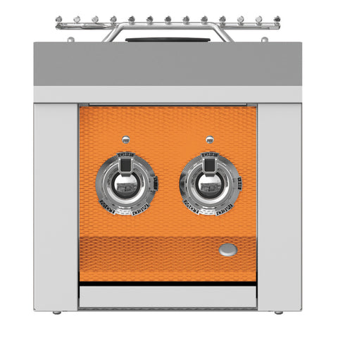 "Hestan Aspire 12"" Double Side Burner"