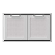 "Hestan 30"" Double Storage Doors"