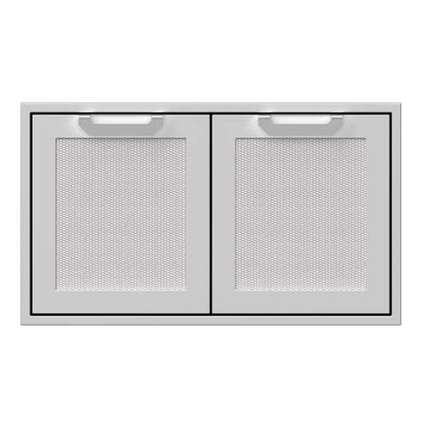 "Hestan 42"" Double Storage Doors"
