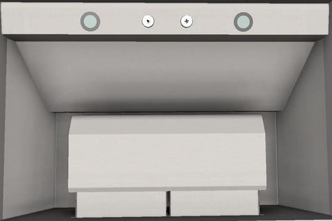 Vent-A-Hood Pro Under-Cabinet Hood