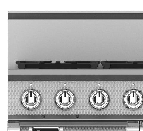 "Hestan 36"" High Shelf Backguard"