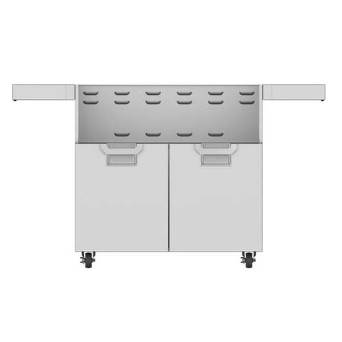 "Hestan 36"" Aspire Double Door Grill Cart"