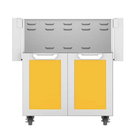"Hestan 36"" Double Door Grill Cart"