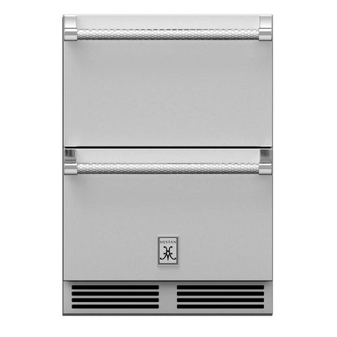 "Hestan 24"" Indoor Under-Counter Refrigerator Drawers"
