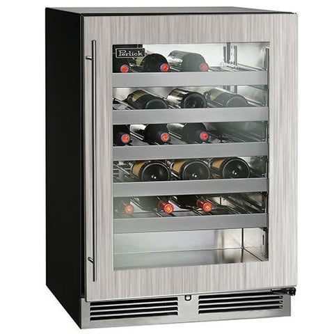 "Perlick 24"" Indoor C-Series Wine Reserve"