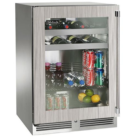 "Perlick 24"" Indoor Signature Series Beverage Center"
