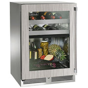 "Perlick 24"" Outdoor Signature Series Dual Zone Refrigerator/Wine Reserve"