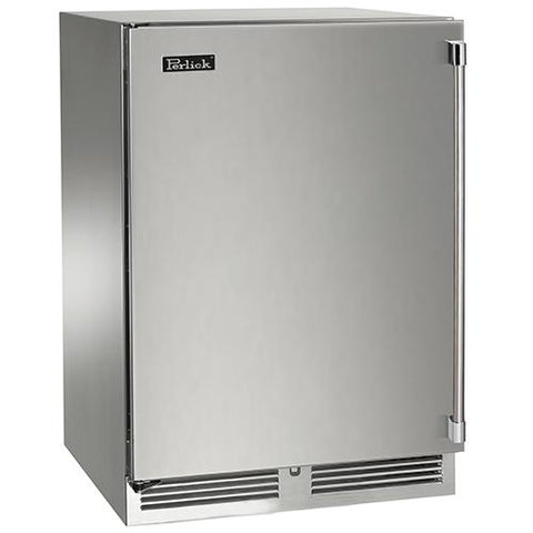 "Perlick 24"" Indoor Signature Series Freezer"