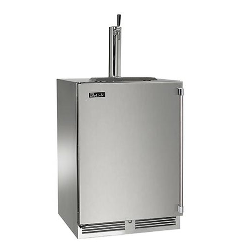 "Perlick 24"" Outdoor Signatures Series Beer Dispenser"
