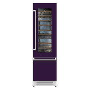 "Hestan 24"" Dual Zone Wine and Refrigerator Column"