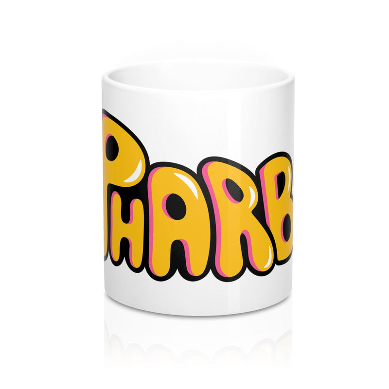 Pharb Mug 11oz