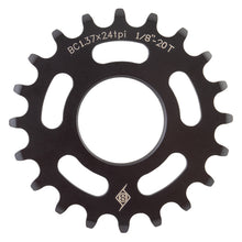 "Load image into Gallery viewer, Origin 8 Track Cog (1/8""-20T) (20-tooth Mid Drive Cog)"