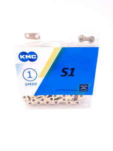 "KMC S1 Single-speed Chain (1/2""x1/8"")"