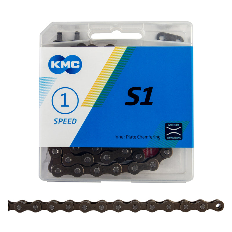 KMC S1 Single-speed Chain (1/2
