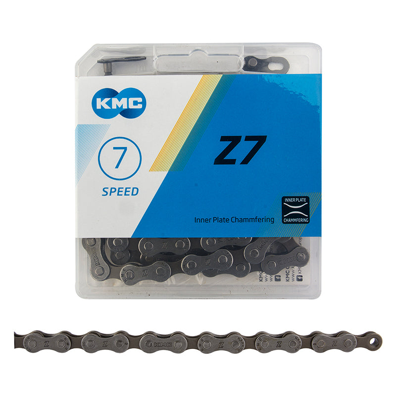 KMC Z7 7-speed Chain (1/2