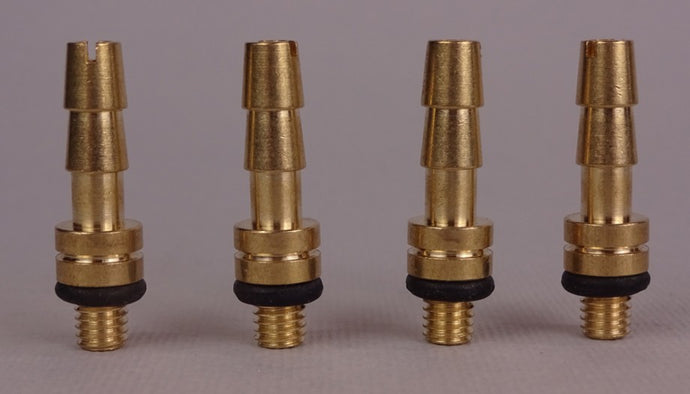 Brass Adapters 5mm and 6mm