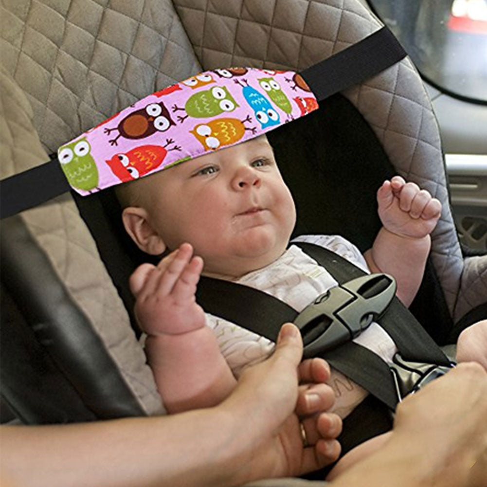 New Child Car Safety Seat Head - Pram Child Safety