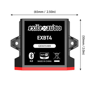 EXBT4 - Premium Bluetooth Receiver