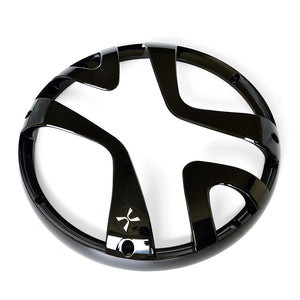 "Subwoofer Grill - 12"" Gloss Black"
