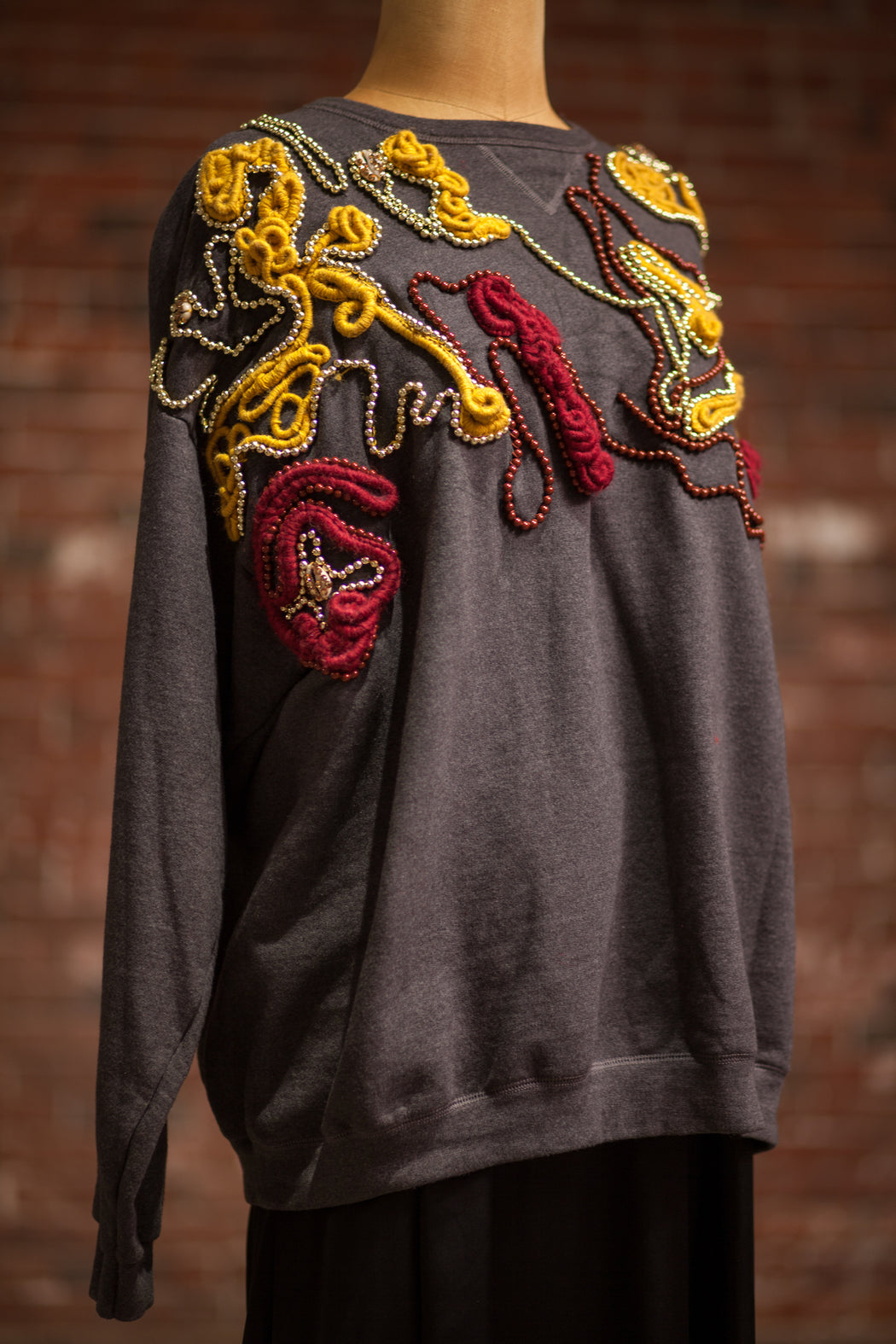 Artisanal Collection Foundgoro II Sweater front