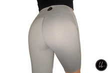 Load image into Gallery viewer, BB Biker Shorts- Gray