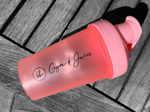 Gym & Juice Blender bottle