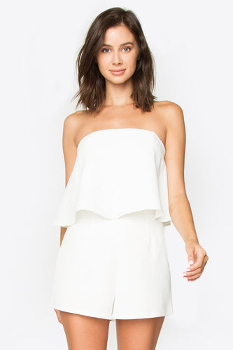 Clean Tube Romper