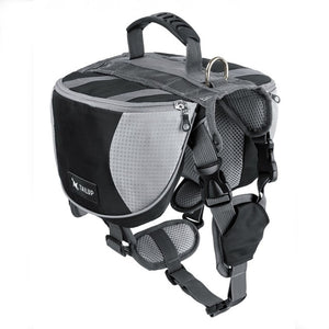 Dog Backpack Carrier with Harness - Critters Outfitters