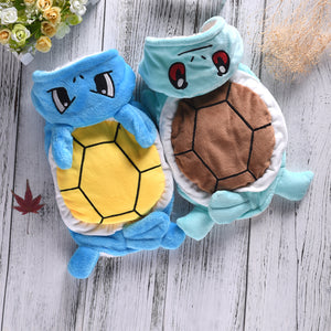 Squirtle Dog Hoodie Costume - Critters Outfitters