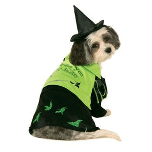 Wicked Witch of the West Dog Costume - Critters Outfitters