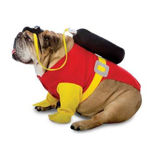 Zelda Scuba Halloween Dog Costume - Critters Outfitters