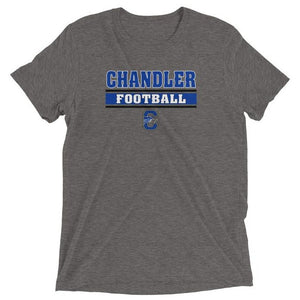 chandler wolves mens tee