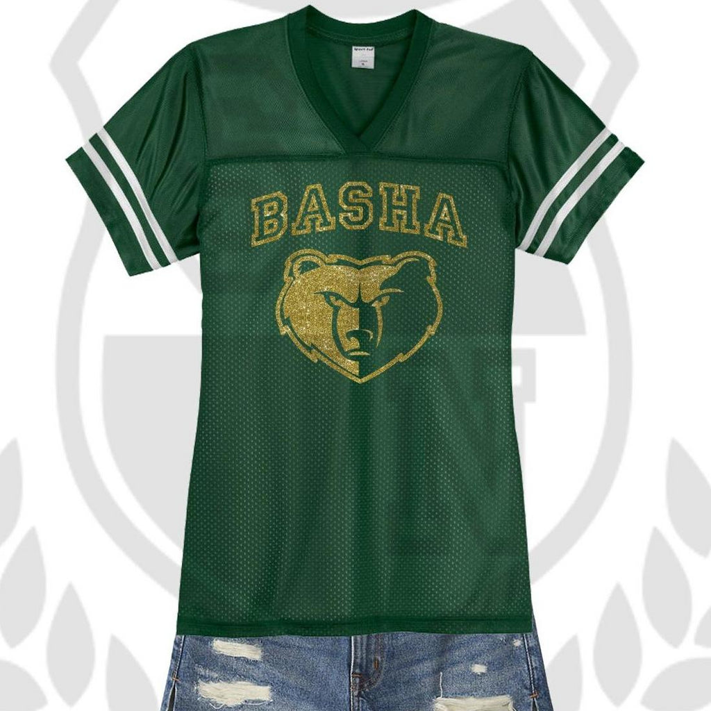 basha bears football jersey