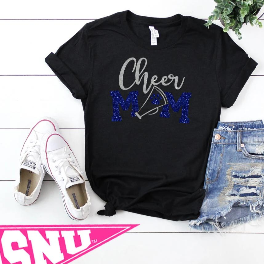 cheer mom (pick design colors)