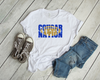 cougar nation tee