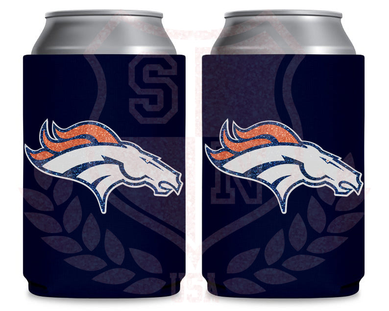 broncos can cooler