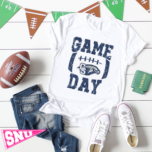 cactus shadows game day tee