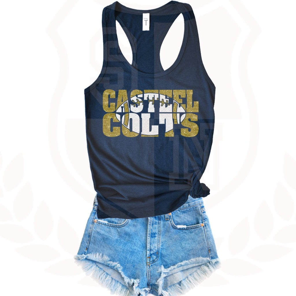 casteel colts football