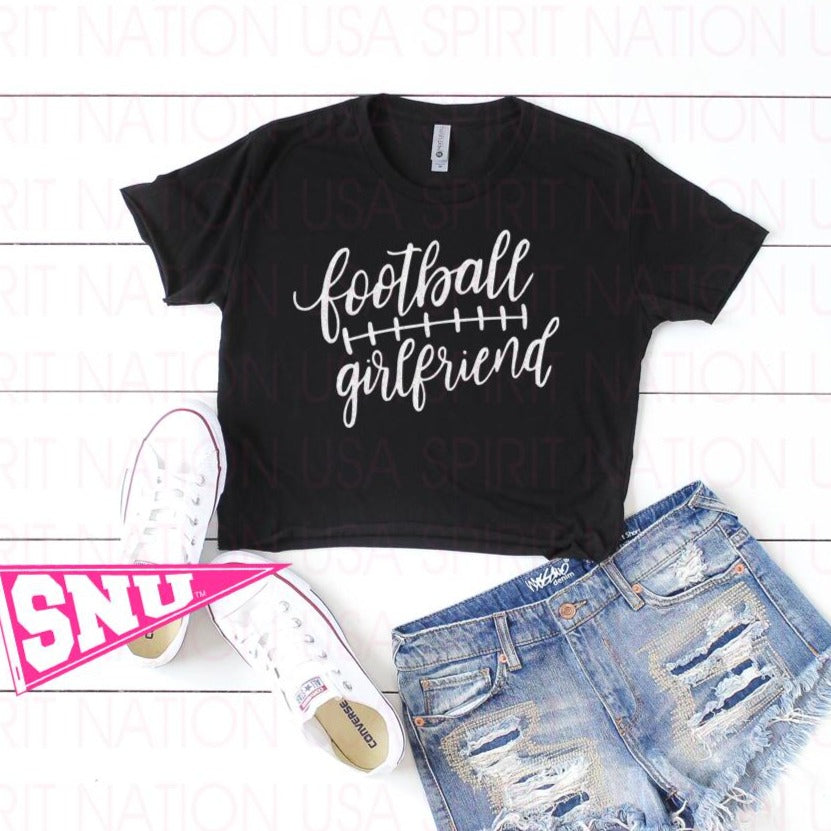 football girlfriend (pick design color)