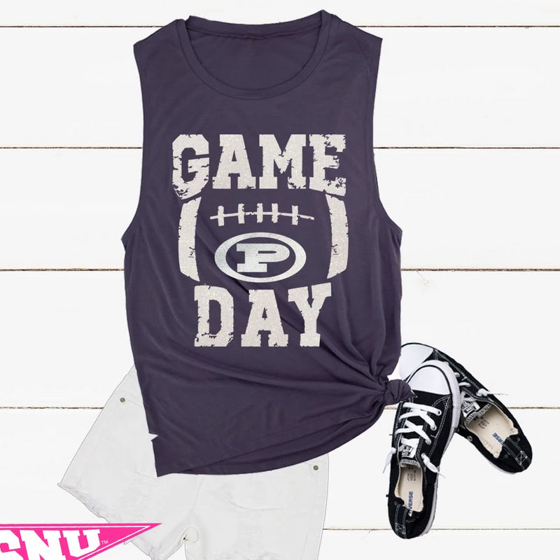 pinnacle pioneers game day tank